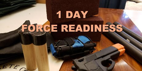 Oct 2020 1 Day FORCE READINESS tickets