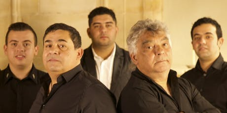The Gipsy Kings featuring Nicolas Reyes and Tonino Baliardo tickets