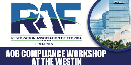 RAF Workshop at the Westin