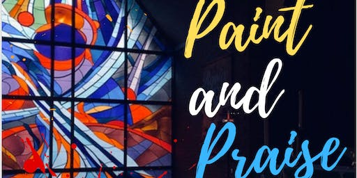 Paint & Praise Sunday Summer Series with Andre Thompson
