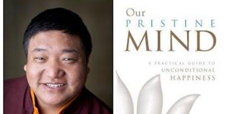Weekend Retreat with Orgyen Chowang Rinpoche, Sept. 13-15 tickets
