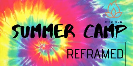 Jewish Summer Camp: Reframed tickets