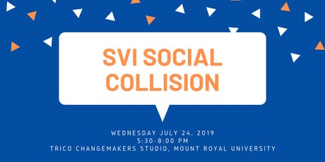 SVI Social Collision tickets