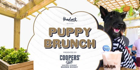 Puppy Brunch at thedeck  - Brought to you by Cooper's Craft  tickets