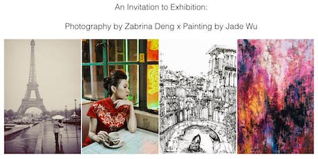 Photography x Painting Exhibition in Berkeley tickets