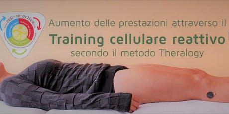 Presentazione Training Cellulare Reattivo biglietti