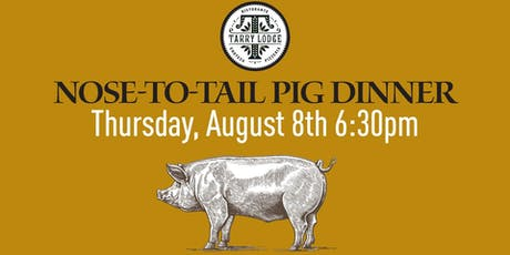 Nose-to-Tail Dinner tickets