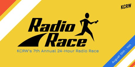 Listening Lunch: KCRW Radio Race 2019 Submissions tickets