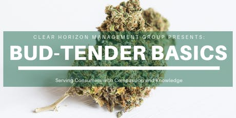 Bud-Tender Basics: How to work in the Cannabis Industry as a Bud-Tender (Sacramento) tickets