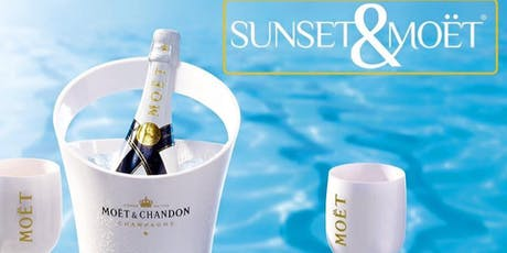 Sunset & Moet Allwhite Brunch party  tickets