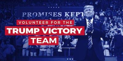 July 20th - Trump Victory Voter Registration Workshop