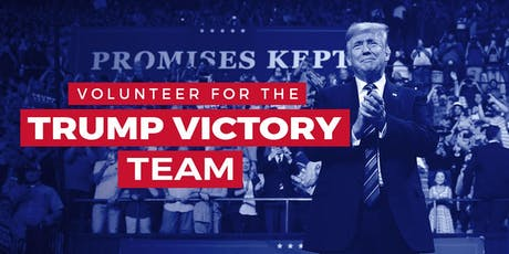 July 20th - Trump Victory Voter Registration Workshop tickets