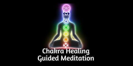 Chakra Clearing & Meditation Class tickets
