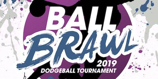 YMA Ball Brawl 2019 - Dodgeball Tournament