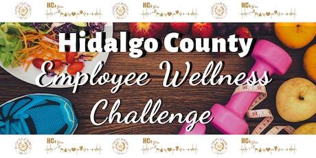 Hidalgo County 2019 Employee Wellness Challenge tickets