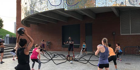 Fun before Flicks: Boot Camp with Savoy Fitness tickets
