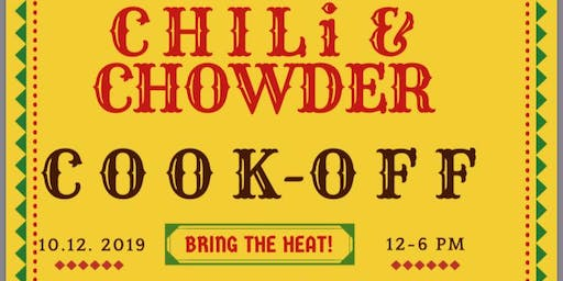 2nd Annual Chili and Chowder CookOff