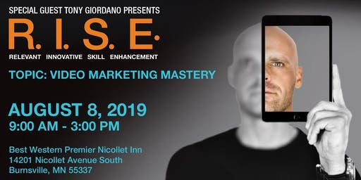 Video Marketing Mastery with Tony Giordano