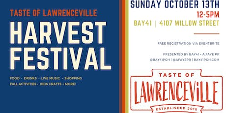 Taste of Lawrenceville: Harvest Fest tickets