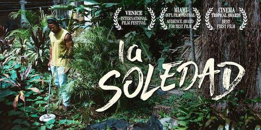Spanish and Latin American Film Night: La Soledad