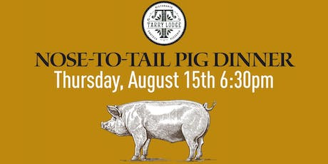Nose-to-Tail Dinner New Haven tickets