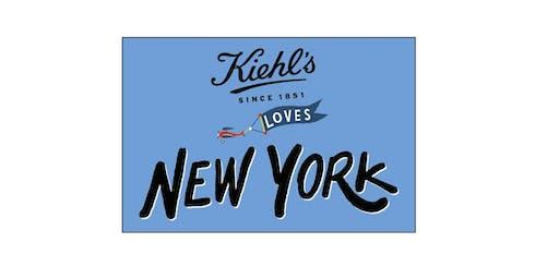 Kiehl's Loves The Upper West Side