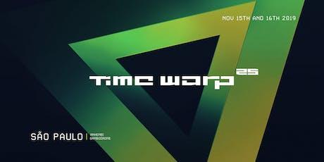 Time Warp Brasil 2019 ingressos