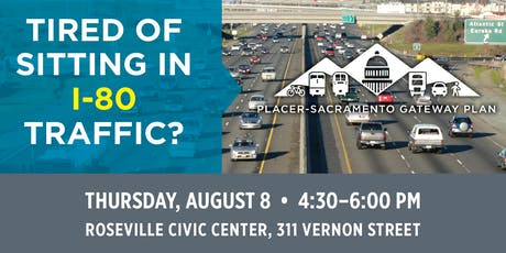 Placer Sacramento Gateway Plan Community Workshop  tickets