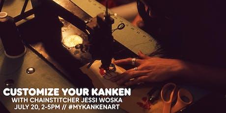 Customize Your Kanken w/ Jessi Woska tickets
