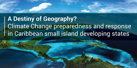A Destiny of Geography? tickets