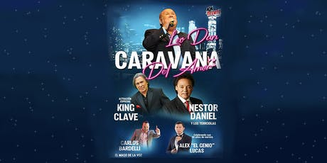 La Caravana Del Amor tickets