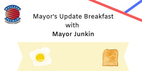Mayor's Update Breakfast  tickets
