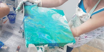 Advance Paint Pour Workshops