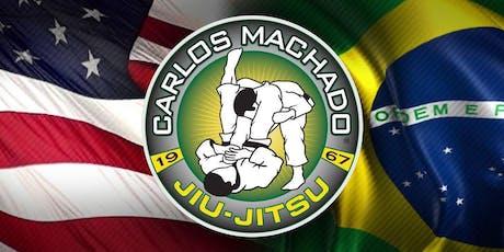 Carlos Machado Jiu-Jitsu Mastery Seminar tickets