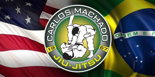Carlos Machado Jiu-Jitsu Mastery Seminar