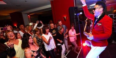 LIVE JAZZ | RAH BC LIVE @ Elm Street Lounge tickets