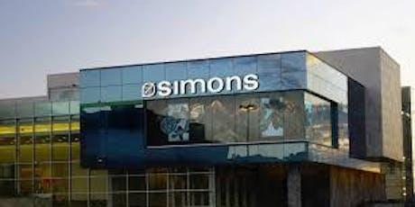 Événement corporatif Connexion-La Maison Simons billets