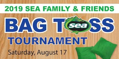 SEA & Friends 2019 Bag Toss Tournament tickets
