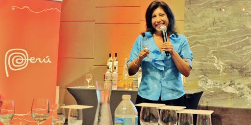 The Magic of Pisco hosted by Lucero Villagarcia