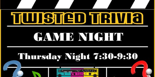 Tuesday Trivia Night Naples