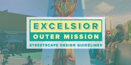 EOM Streetscape Design Guidelines Drop-In tickets