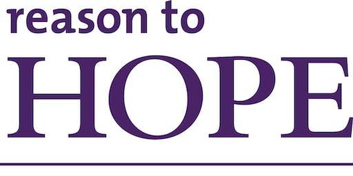 2019 Reason to Hope