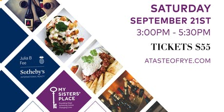 A Taste of Rye 2019 tickets