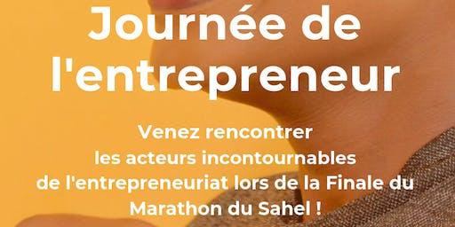 Journée de l'entrepreneur - Finale Marathon du Sahel