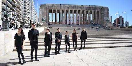 """""""Monserrat en Concierto"""": ENSAMBLE ÍRIDE y el barroco inglés, alemán e italiano  entradas"""