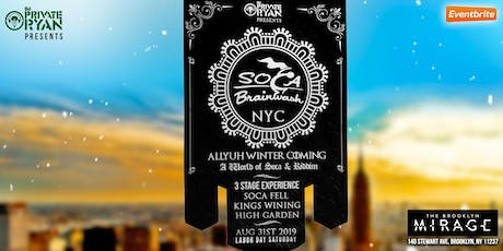 Soca Brainwash - NYC 2019 tickets