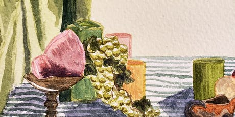 Introduction to Watercolor Painting tickets