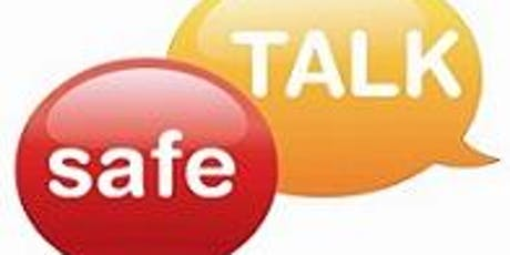 safeTALK August 21st tickets