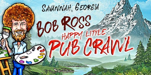 Happy Little Pub Crawl (Savannah, GA)