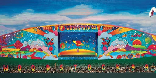 Peter Max: The Retrospective - Back to Woodstock 50th Anniversary